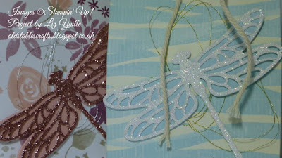L'Occitane Soap Bag with a Detailed Dragonfly Twist