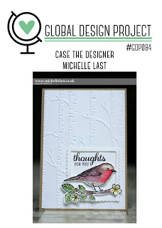 Global Design Project #084 – Case Designer Michelle Last – AND CLEARANCE RACK NEWS