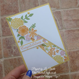Beautiful Bouquet Peekaboo Card