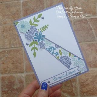 Beautiful Bouquet Peekaboo Card