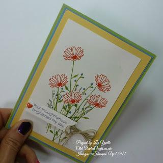 Delightful Daisy bouquet for Subtle Sunday – #160