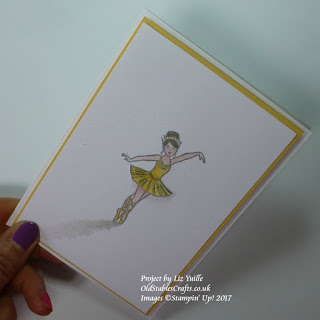 Sugarplum Dreams ballet card