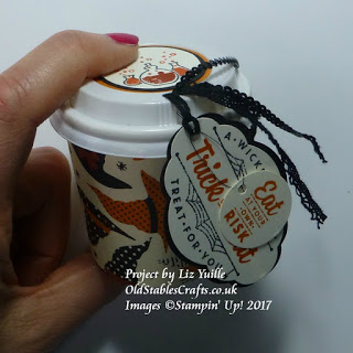 Spooky Night Trick or Treat Cup