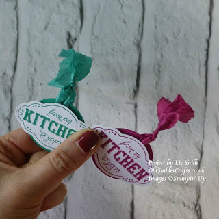 label me pretty stampin up stamps