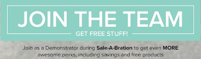 Sale-a-Bration is the Perfect Time to Join my Team – #277