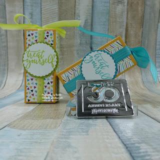 Mini Shower Gel Bottle Gift Box