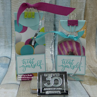 Picture Perfect Party Mini Gift Bag
