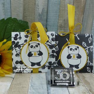 Party Panda Tea Time