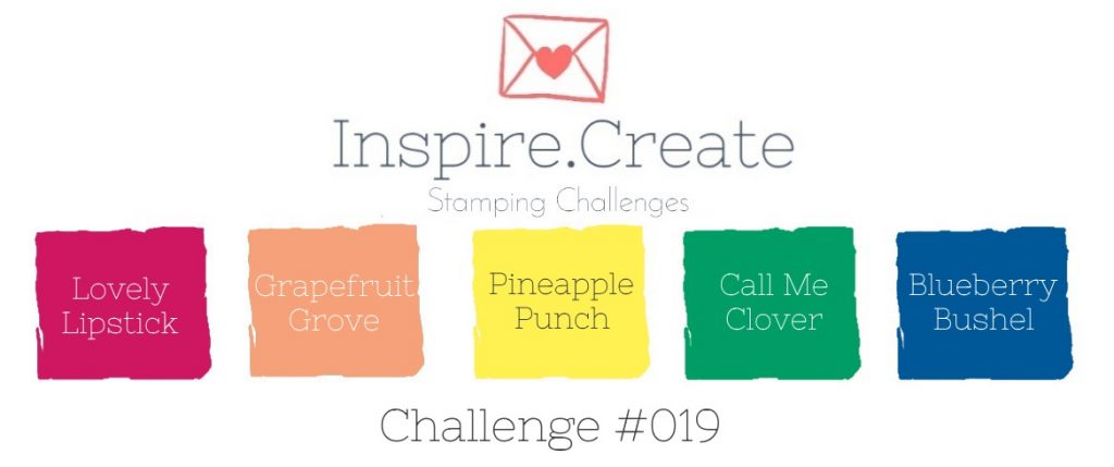 Inspire.Create Challenge #019 2018-2020 InColors