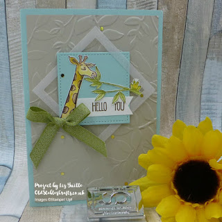 Animal Outing Stampin Up Sketch Challenge
