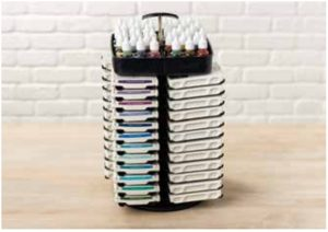 Colour Caddy full of ink pads for the winner