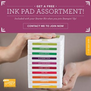 Get a FREE Ink Pad Collection