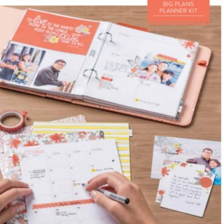 Big Plans Planner Kit Unboxing