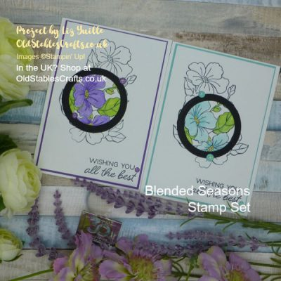 Blended Seasons Sneak Peek Time – You will love the versatility!