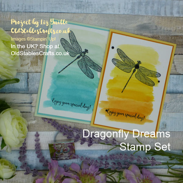 Dragonfly Dreams Enjoy Your Special Day Card