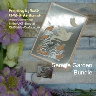 Serene Garden Catalogue Case Card