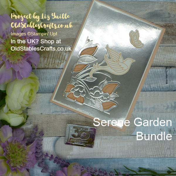 Serene Garden Catalogue Case Card
