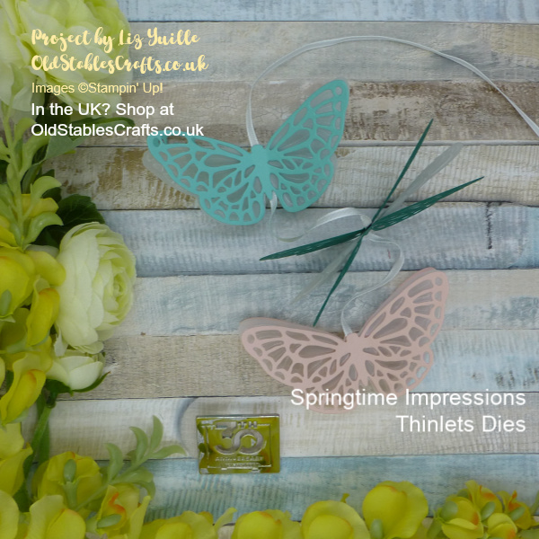 Springtime Impressions Butterfly Home Decor