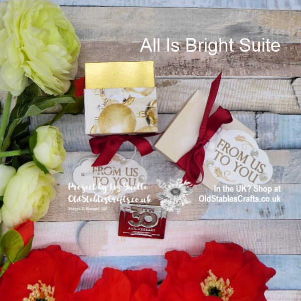 All is Bright Suite Small Packages