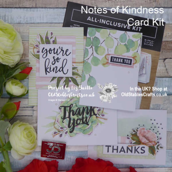Notes of Kindness All Inclusive Card Kit