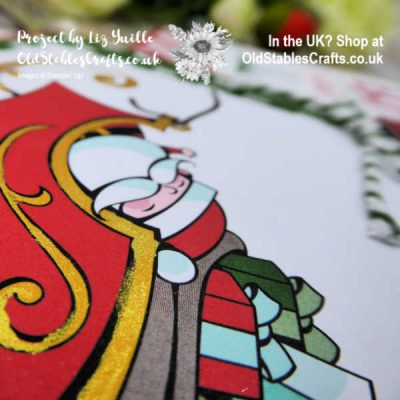 You Can Make It! – Santa's Workshop Cards