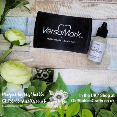 Versamark Ink from Stampin' Up! – How To