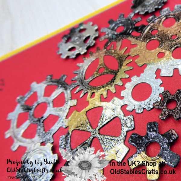 Garage Gears Male Card