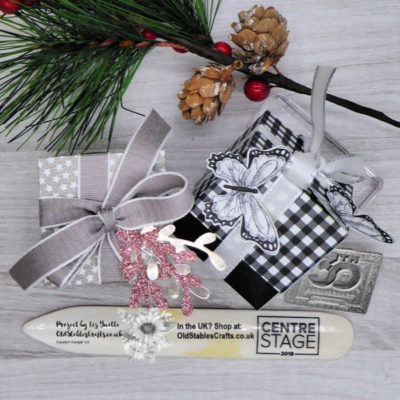 Monochrome Gift Box – Old Meets the New