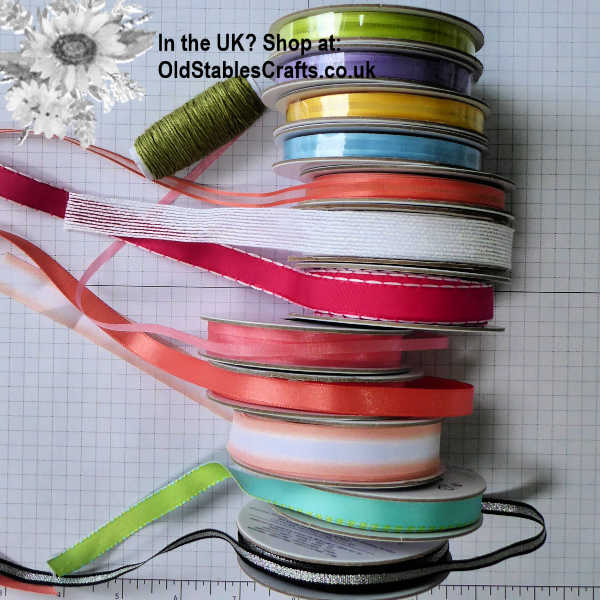 Spring Summer 2019 Ribbon Share
