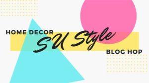 Home Decor SU Style Header
