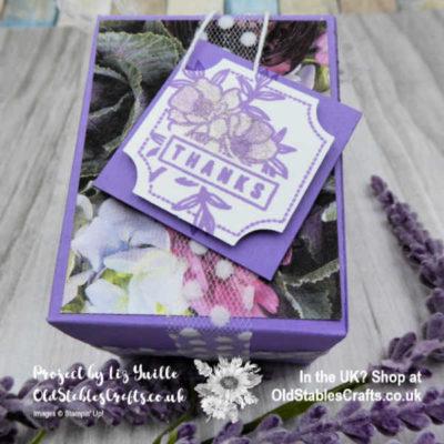 Petal Promenade Candle Gift Box