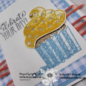 Simple Stamping Saturday Hello Cupcake Avid Card