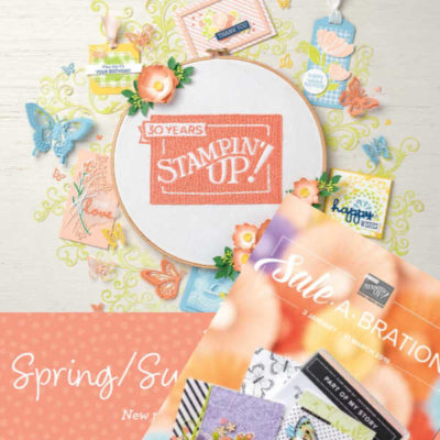 Are you Spring/Summer and Sale-a-Bration Ready?