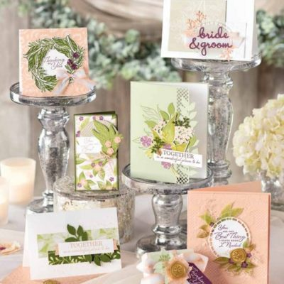 Floral Romance Craft Box