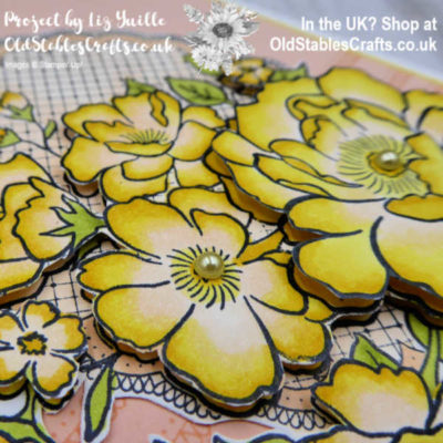 Lovely Lattice Sale-a-Bration Decoupage