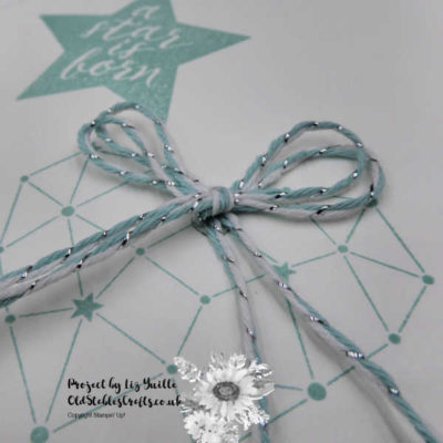 #Simplestamping Saturday – Little Twinkle A Star is Born