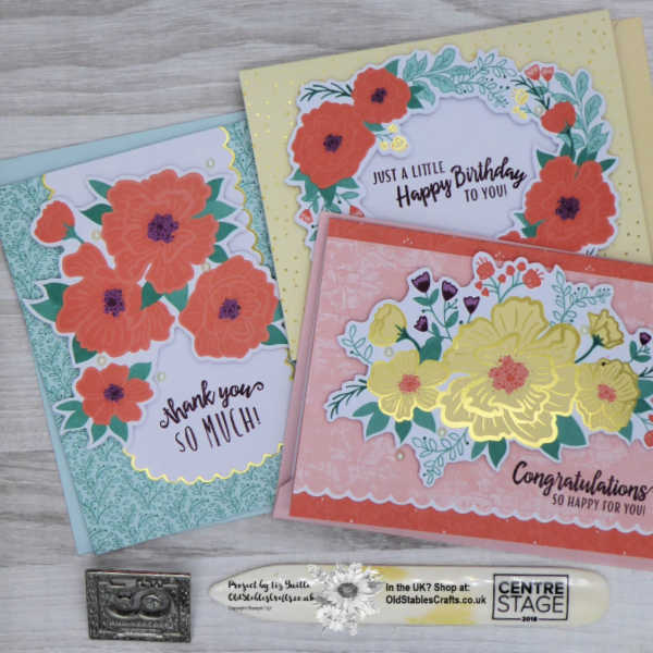 Made to Bloom Card Kit