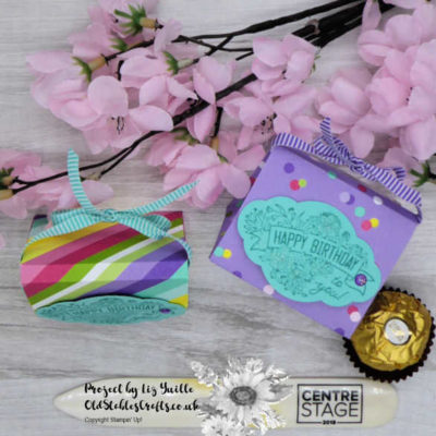 Ferrero Rocher Mini Handbag Gift AND Deadline Warning