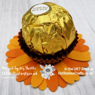 Ferrero Rocher Sparkling Sunflower Gift