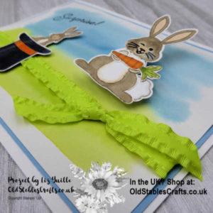 Best Bunny Surprise Card
