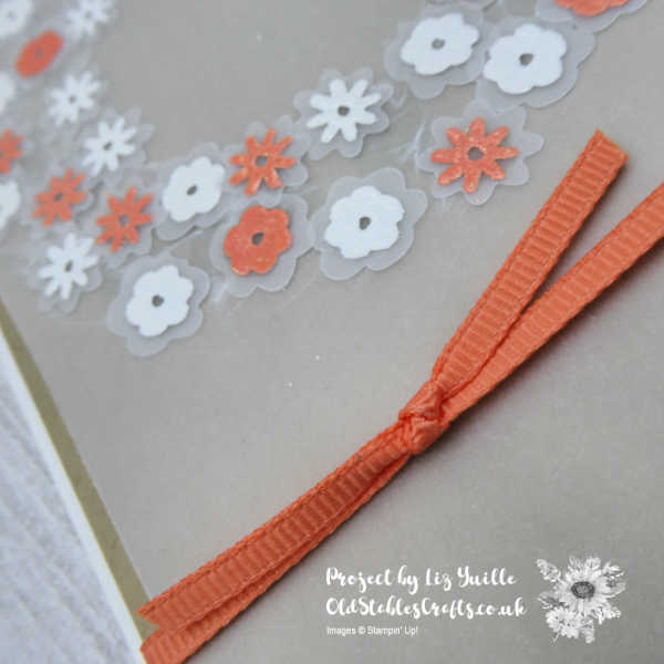 All Occasions Vellum Wreath Grapefruit Grove