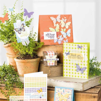 Gingham Gala Craft Box Curated Just For You!