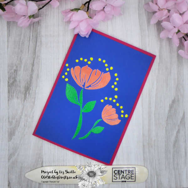 Bloom by Bloom Colour Embossing
