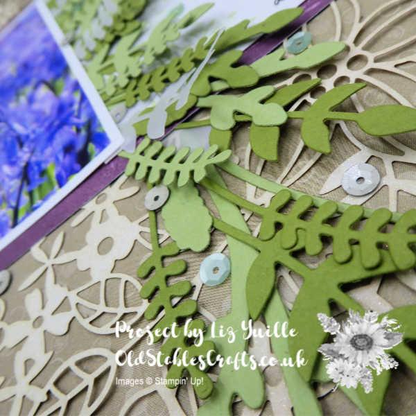 Bluebell Woods Scrapbook