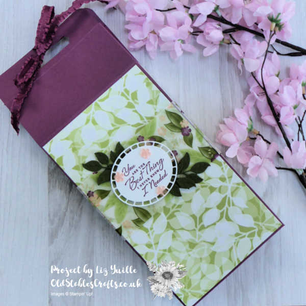 Floral Romance Gift Bag