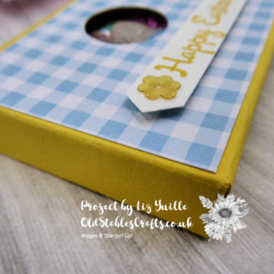 Gingham Gala March Thank You Gift Box