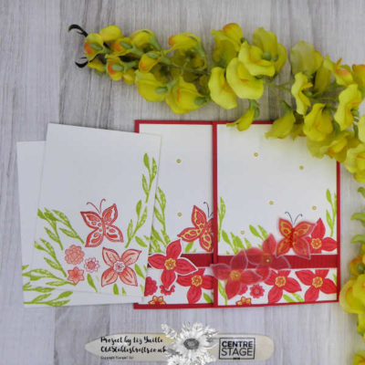 #Simplestamping Saturday – Pop of Petals