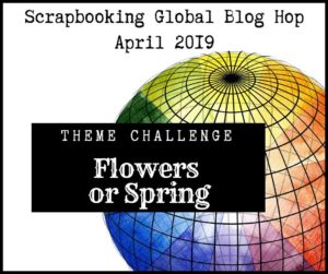 Scrapbooking Global Theme
