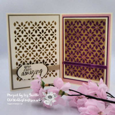 Top Tip Tuesday with Laser Cut Paper