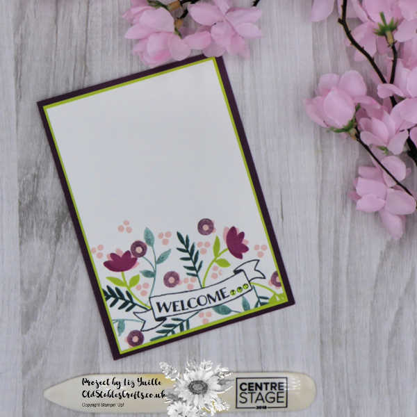 Top Tip Tuesday Perfect Stamp Placement